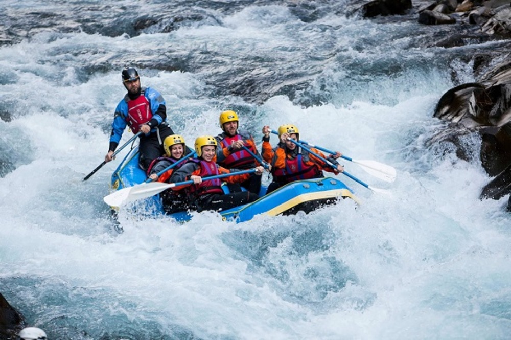 11 avventure da vivere a viareggio attrazioni versilia per - Rafting bagni di lucca ...