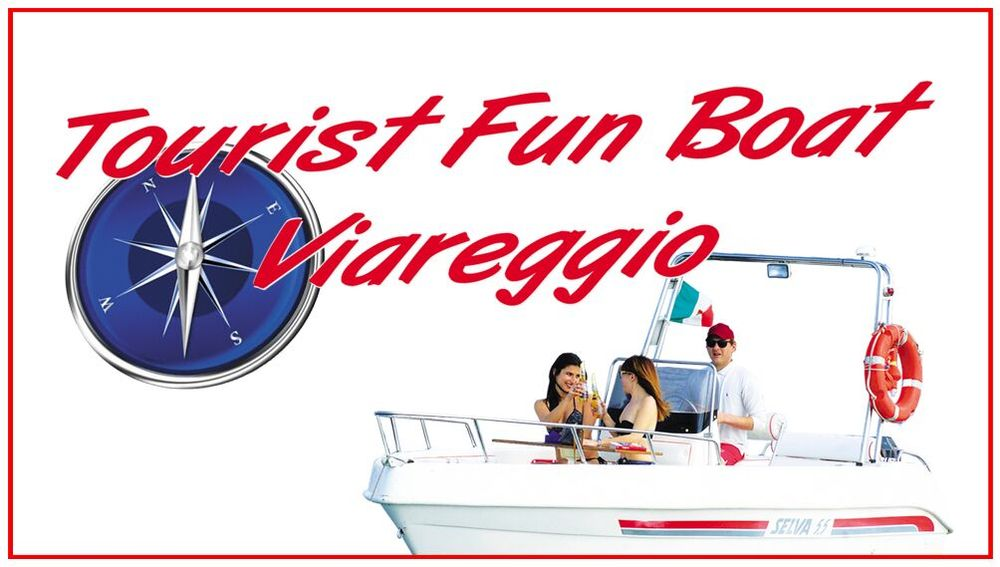 tourist fun boat: